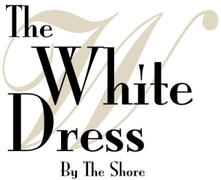 The White Dress by the shore