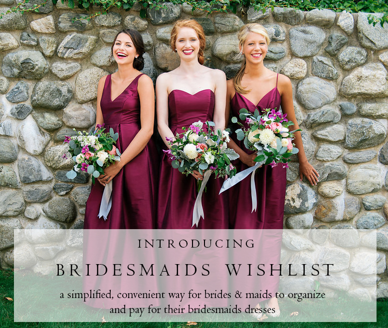 Bridesmaid Dress Shopping in Connecticut